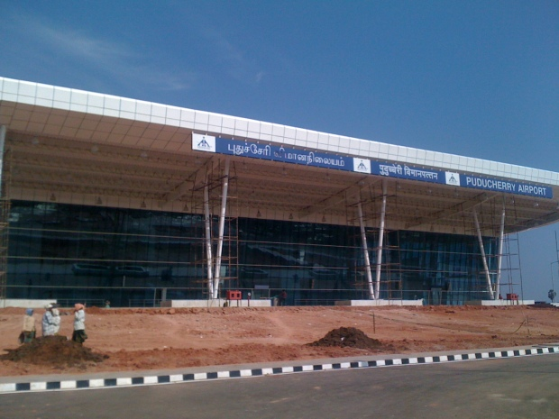 pondy airport1