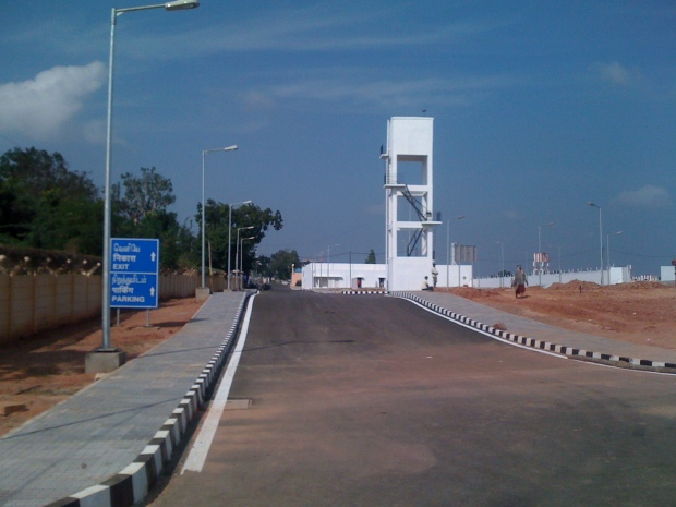 pondy airport3
