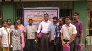 medical camp team