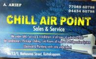 AC service center pondicherry