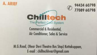 AC service center pondicherry