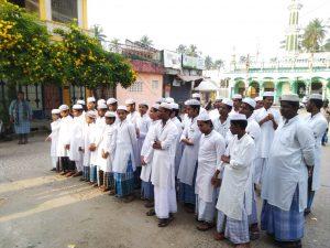 Anjuman republic day celebration