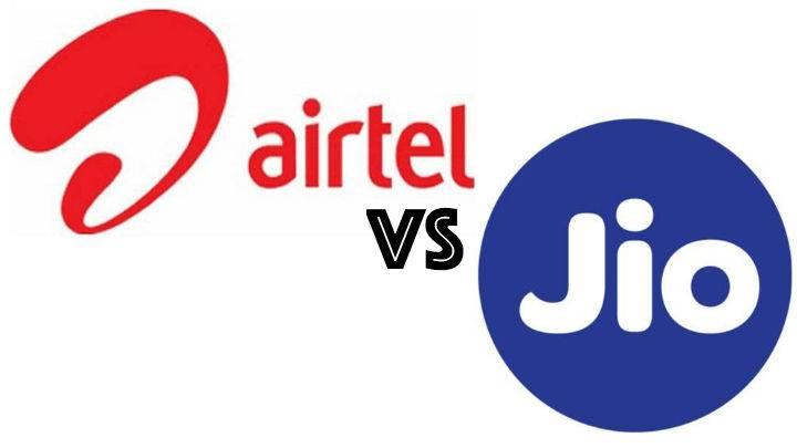 airtel vs Jio offers