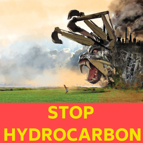 STOP HYDROCARBON